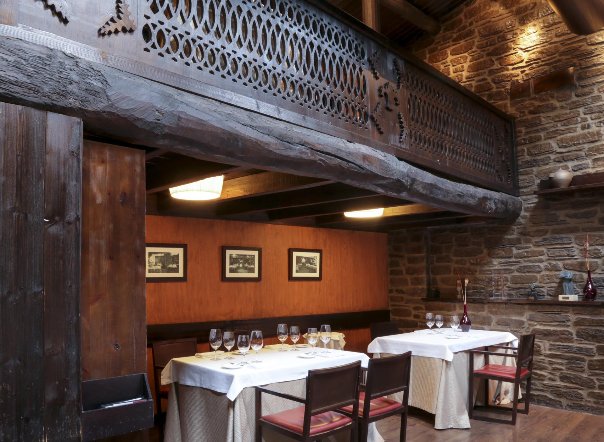La casa restaurante casa gerardo - Casa gerardo pedrezuela ...